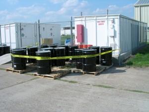 staged-waste